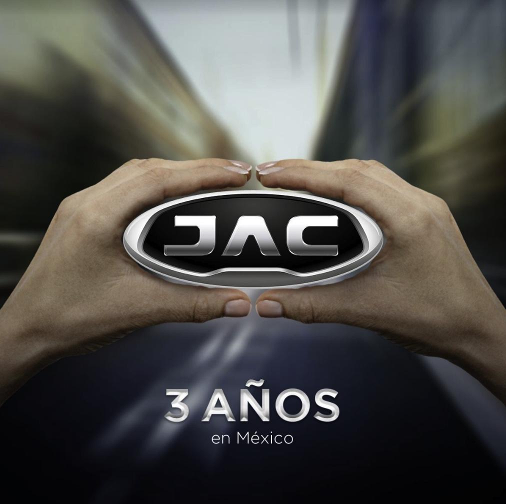 JAC cumplió 3 años en México
