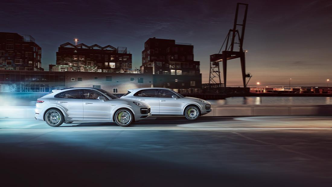 Cayenne y Macan encabezan las ventas en Porsche