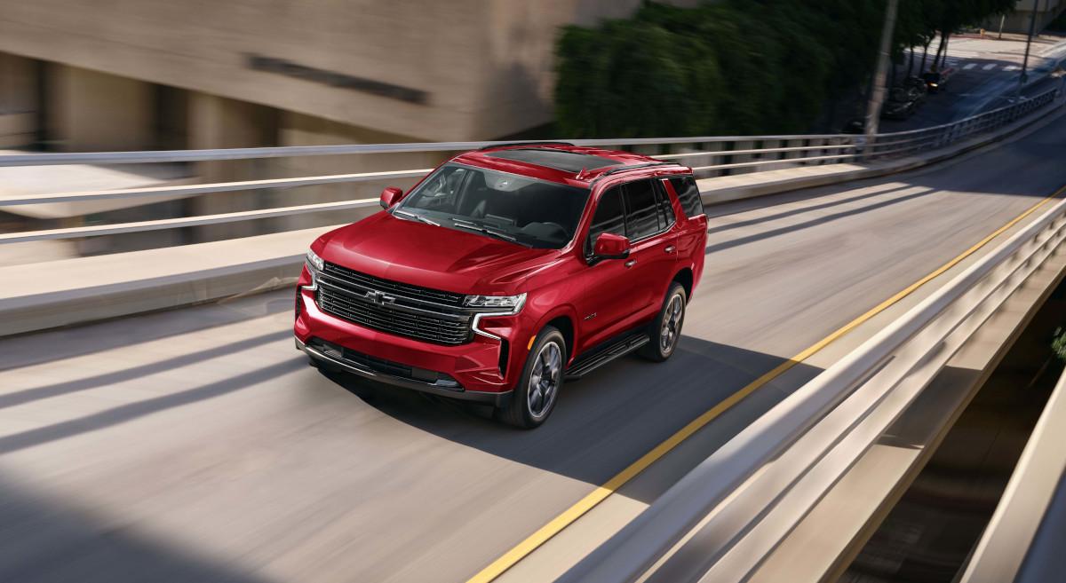 Chevrolet Tahoe y Suburban 2021 preparan su llegada a México