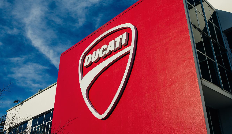 Ducati también reinicia producción gradualmente