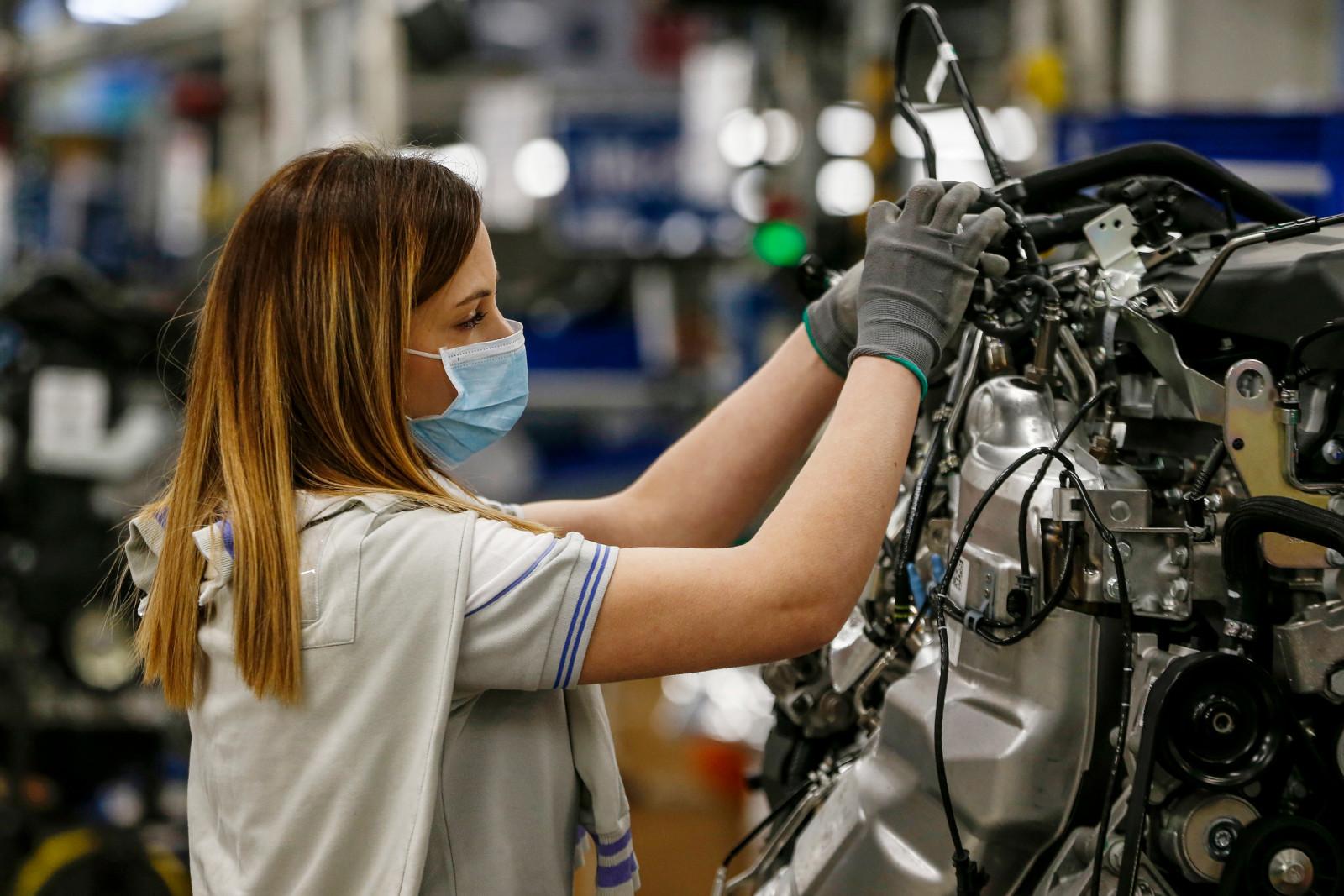FCA reinicia producción en Italia