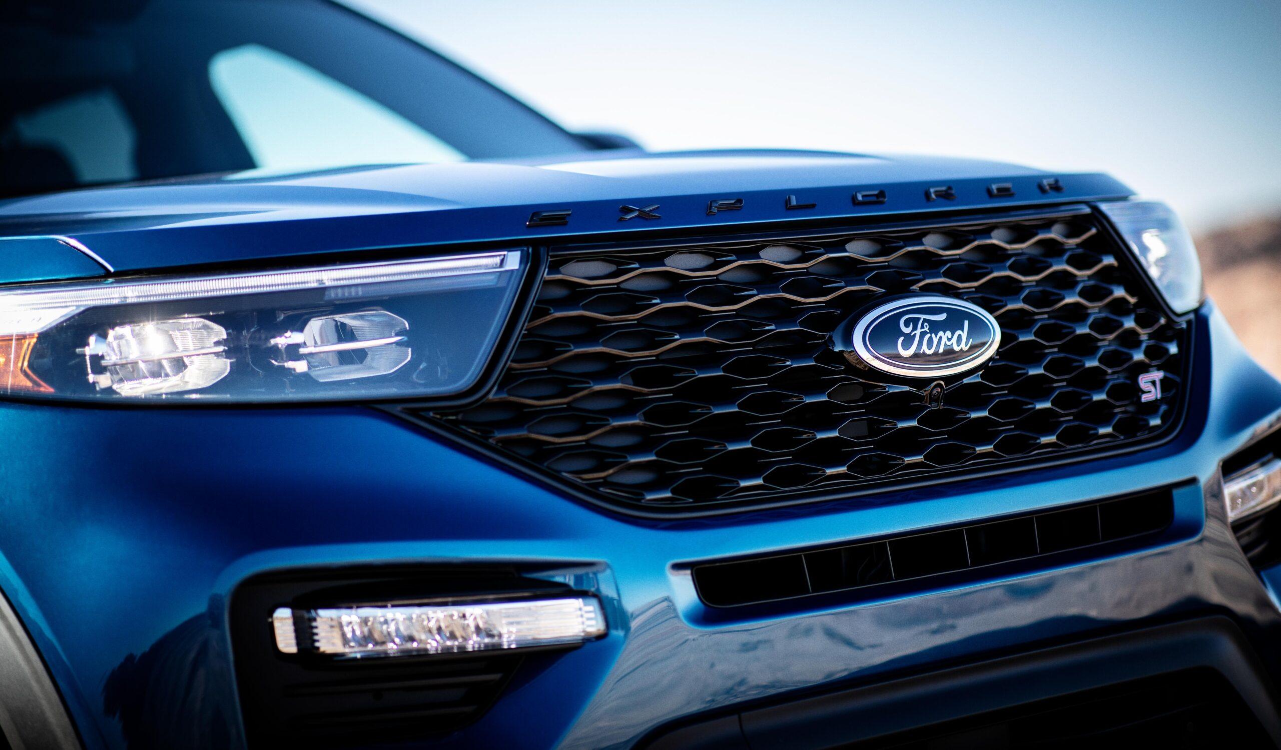Nueva Ford Explorer: la más premium y potente de todos los tiempos