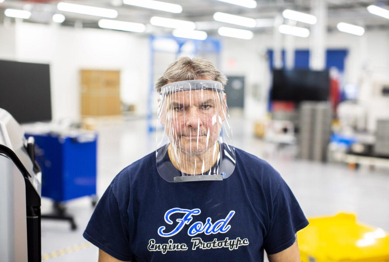 Esto es lo que ha fabricado Ford, tras pandemia