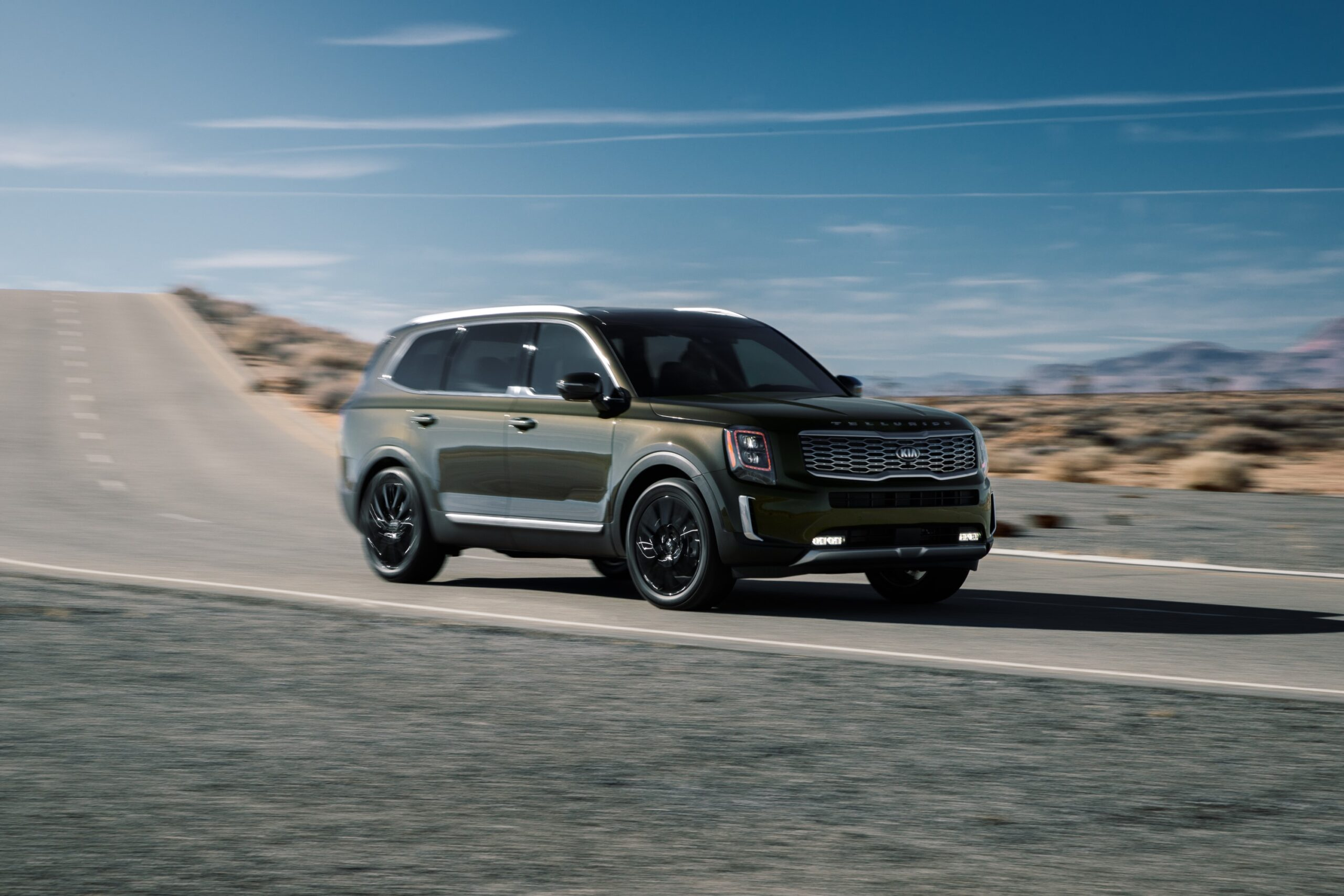 World Car of the Year 2020: KIA Telluride