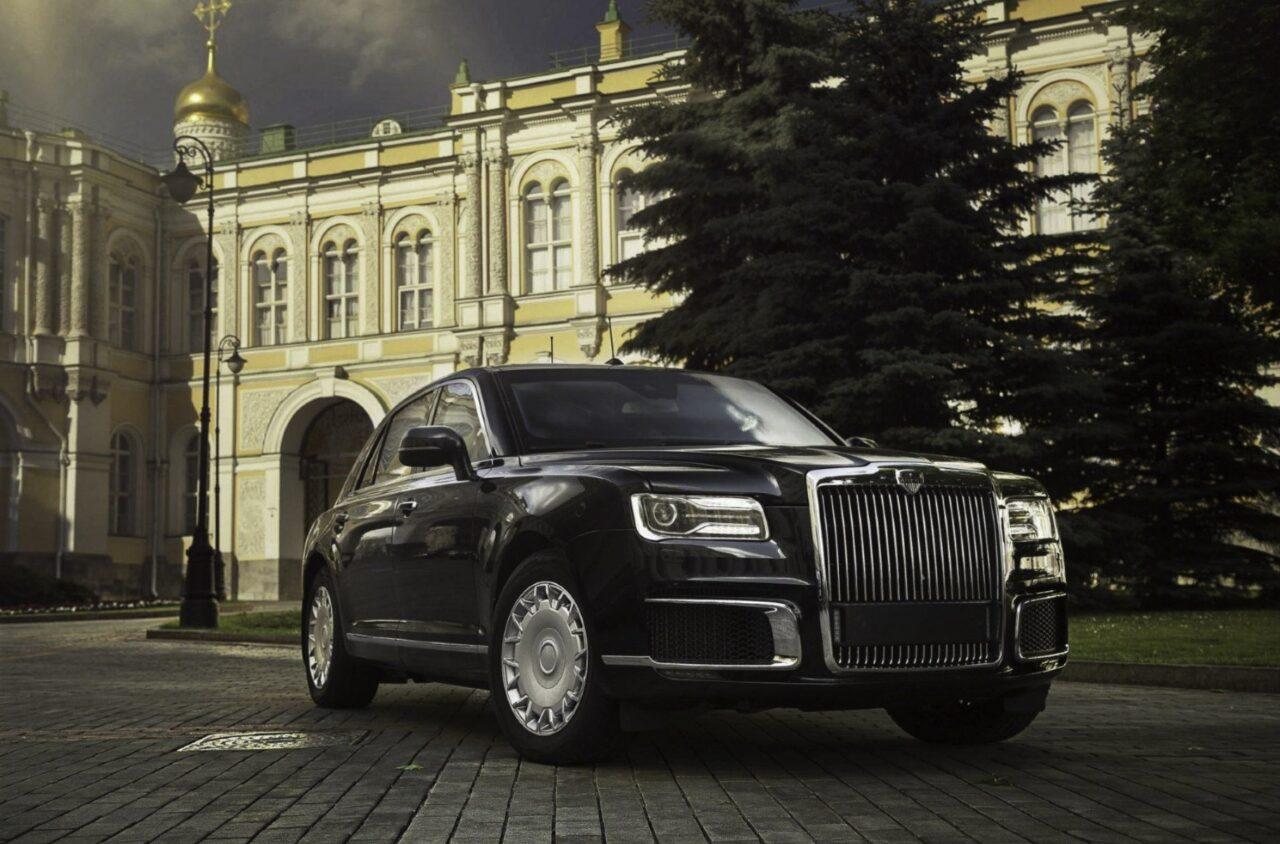 "La limusina de Putin es como ""la bestia"", de Trump"