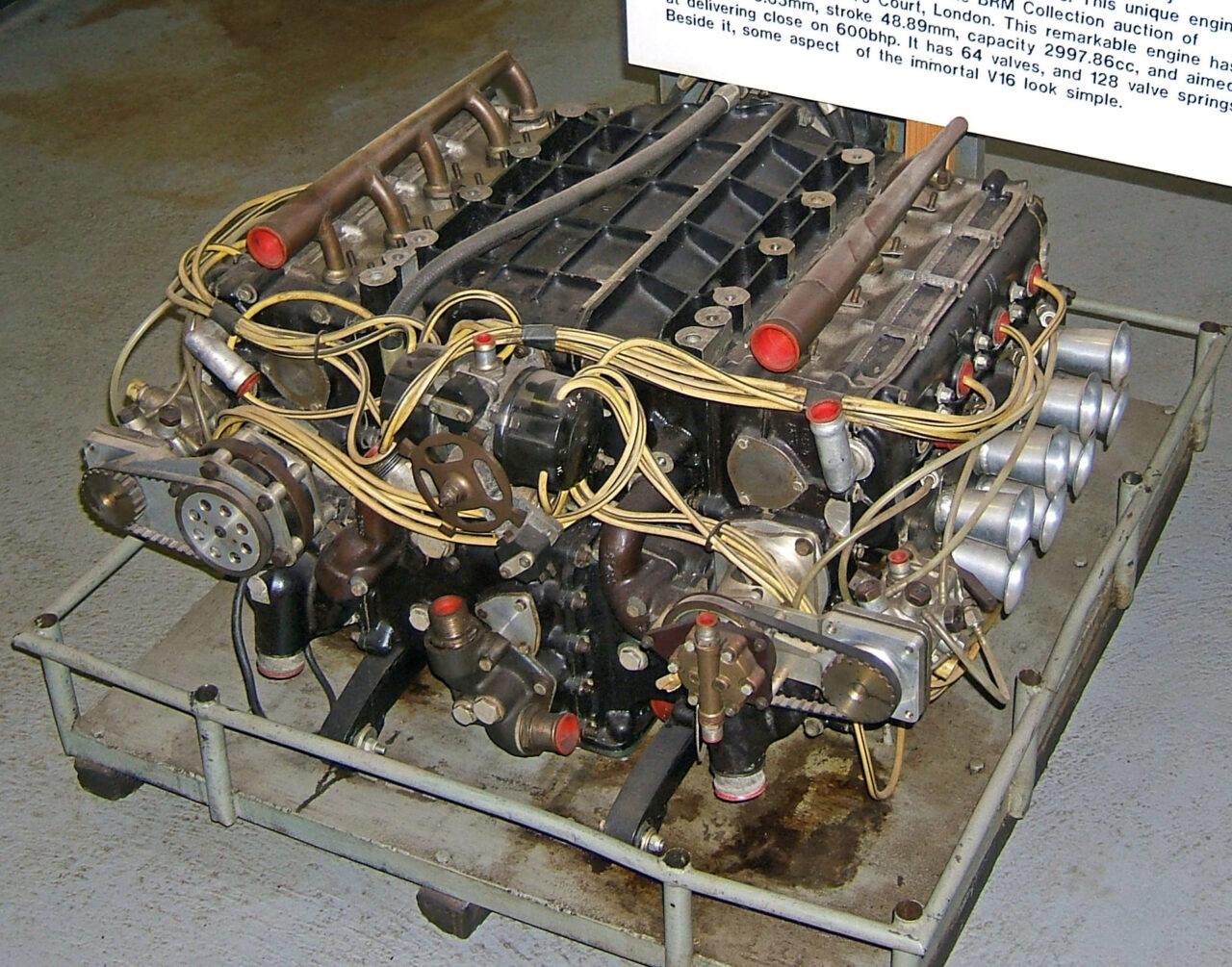 Tipo de motor según sus cilindros