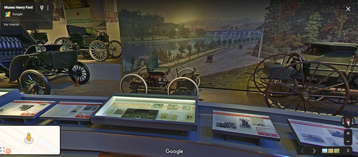 El Museo Henry Ford abre sus puertas virtuales