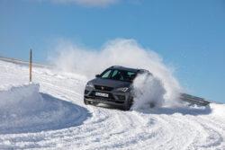 CUPRA Ateca Limited Edition domina los Alpes