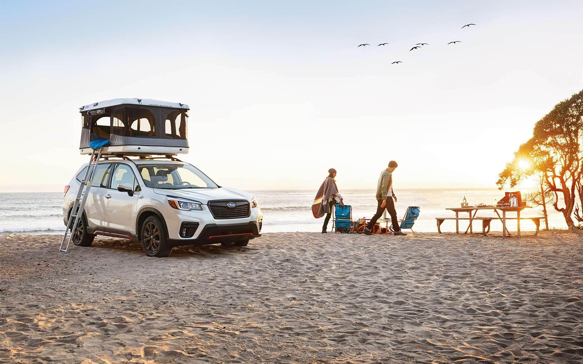 ¿Qué autos, equipamiento y tecnologías son ideales para un road trip?