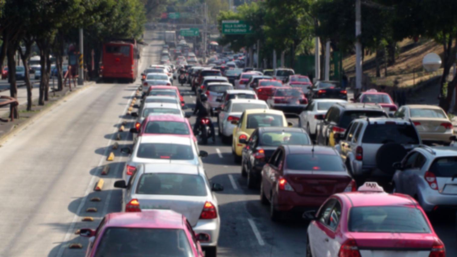 Hoy no Circula para todos los vehículos en CDMX y Edomex