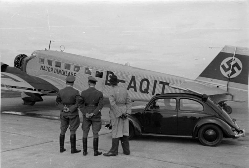 Los autos favoritos de Hitler