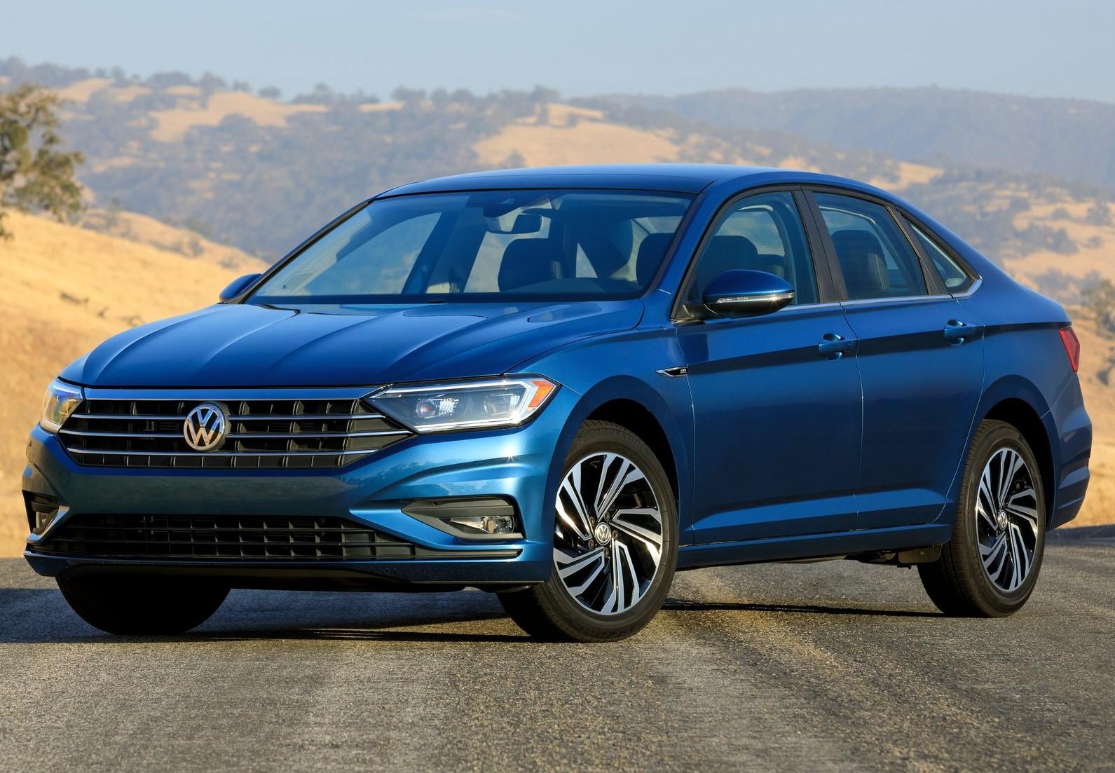 Jetta destaca en los resultados de Volkswagen en marzo