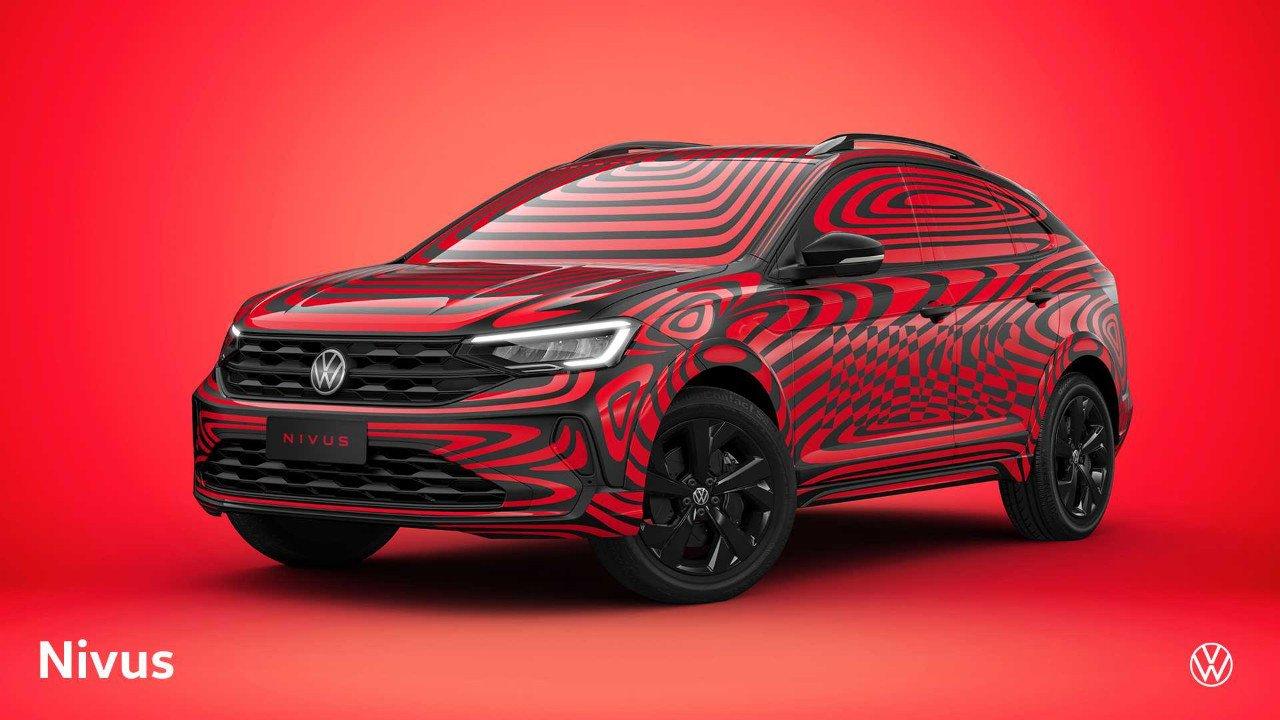 Así es el Volkswagen Nivus con motor 3 cilindros