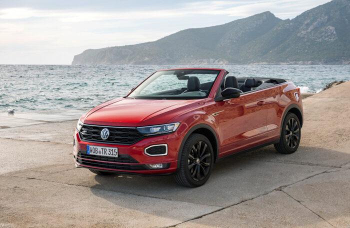 Volkswagen T-Roc Cabriolet debuta en Europa