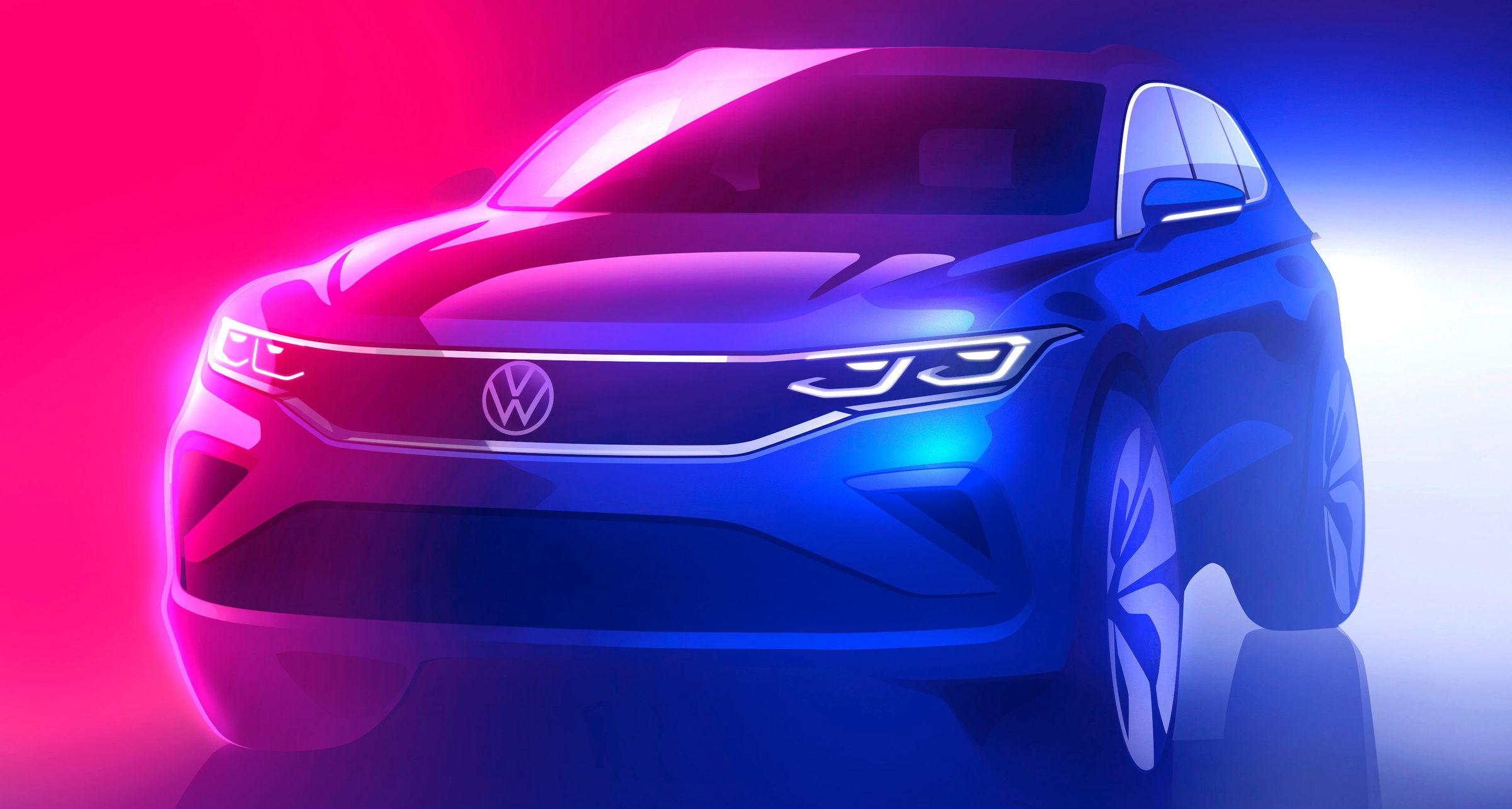 Volkswagen Tiguan, prepara su renovación