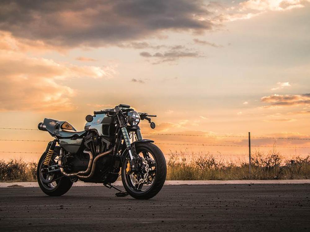 Harley-Davidson presenta competencia de motocicletas personalizadas