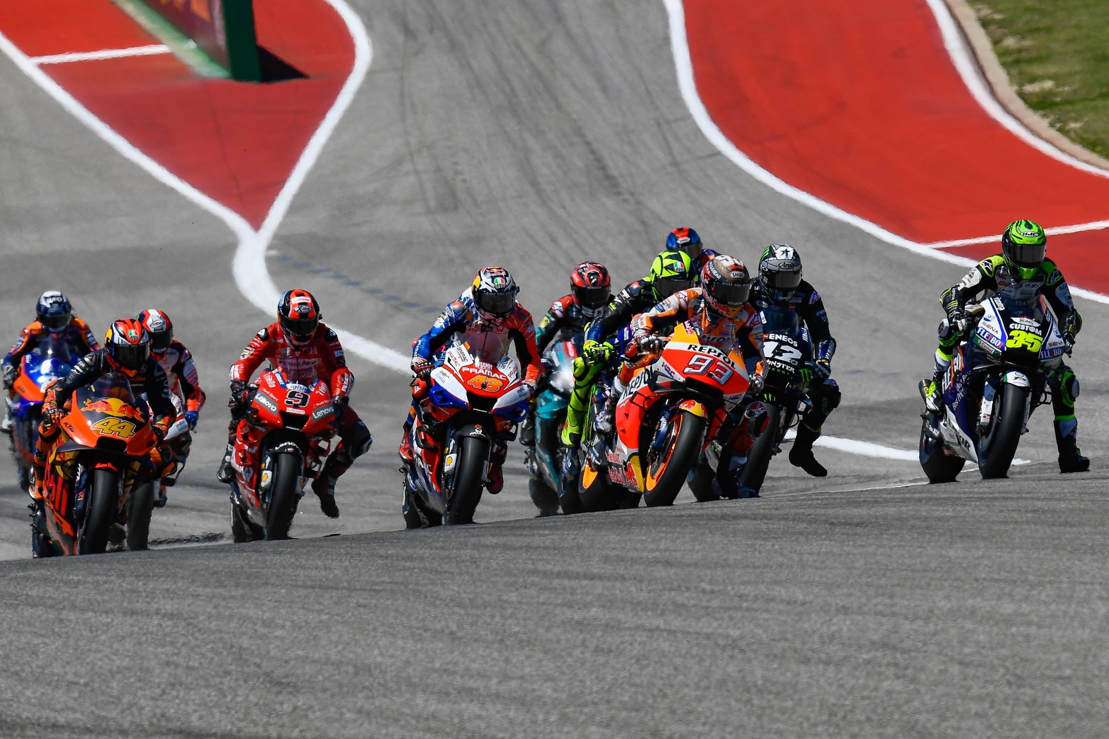 Podría no haber Mundial de MotoGP este 2020