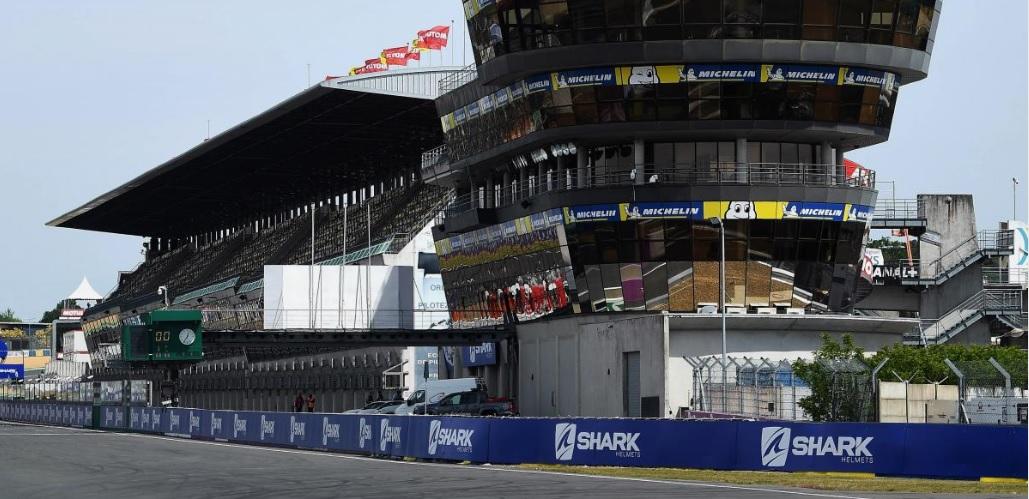 Gran Premio de Francia de MotoGP, aplazado