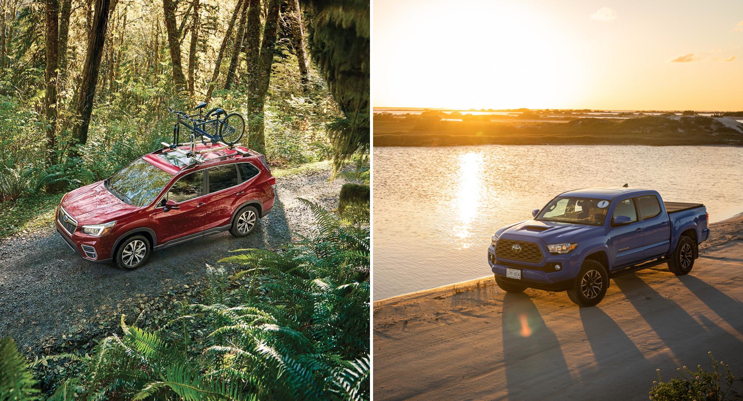 Qué es mejor, ¿pickup o SUV? Te decimos qué camioneta te conviene