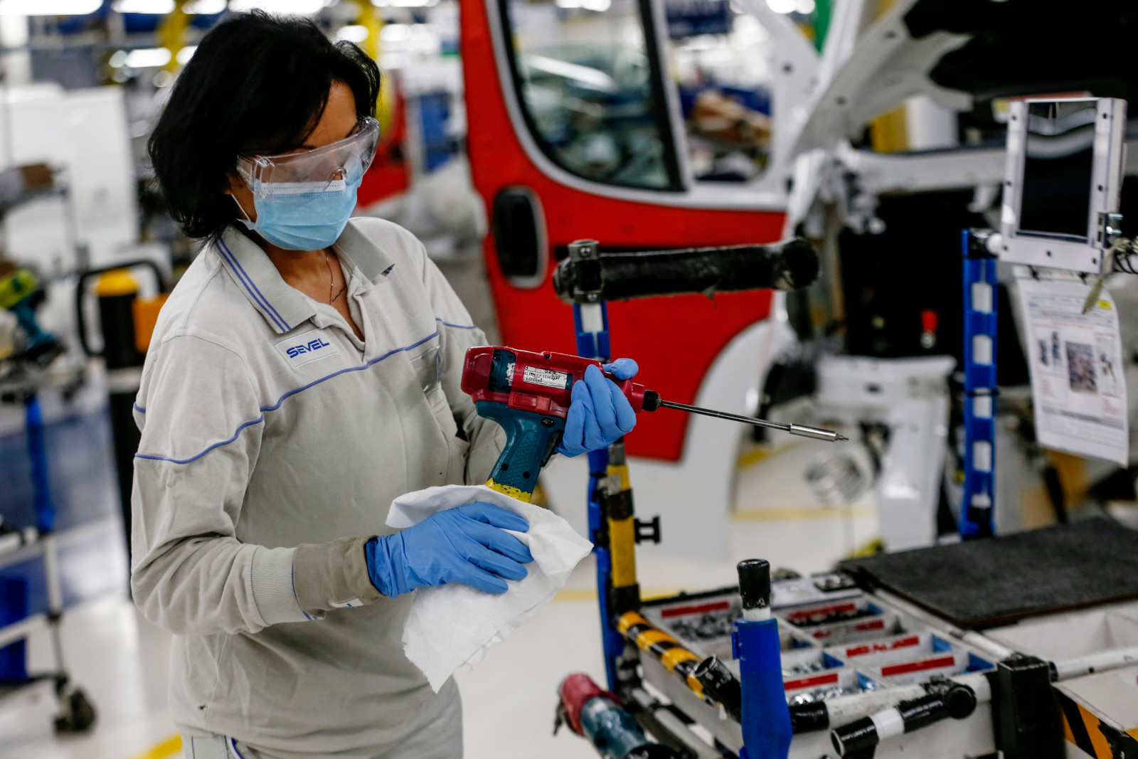 Industria automotriz inicia arranque de producción