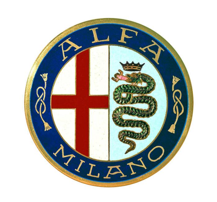 Alfa Logo (1910-1915