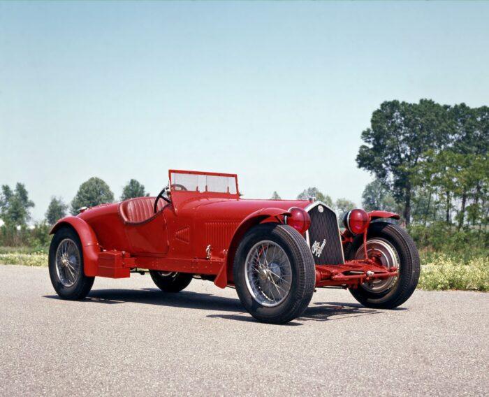 1931 Alfa Romeo 8C 2300 Le Mans
