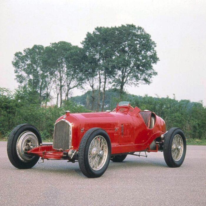 1932 Alfa Romeo Tipo B - P3