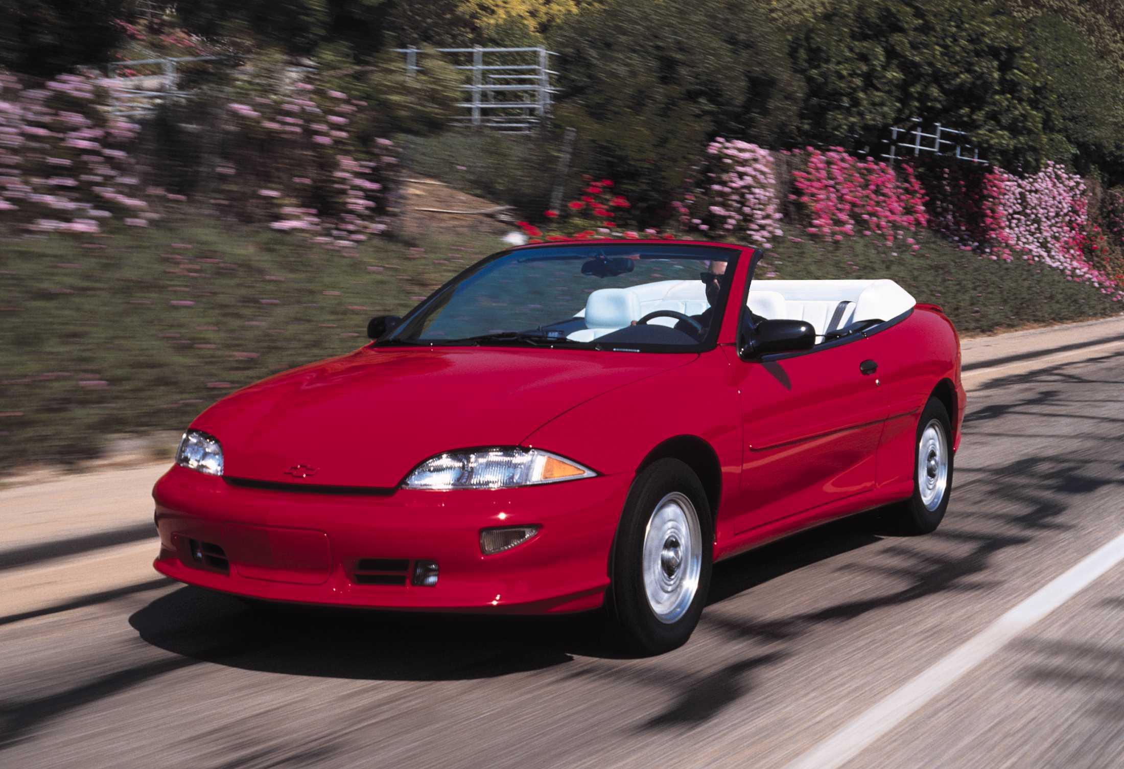 Chevrolet Cavalier: todas las marcas, un solo coche
