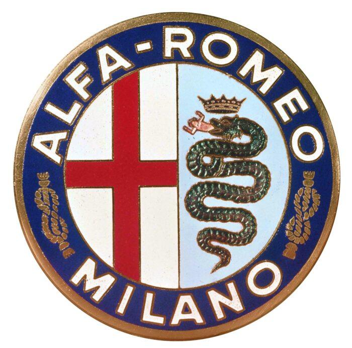 Alfa Romeo Logo (1918-1925
