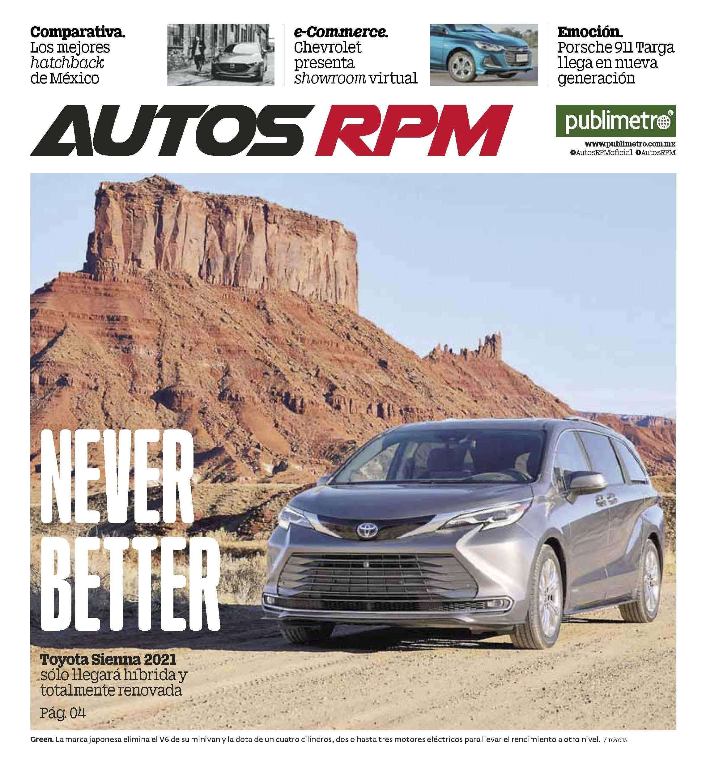 Suplemento Autos RPM 21 de mayo