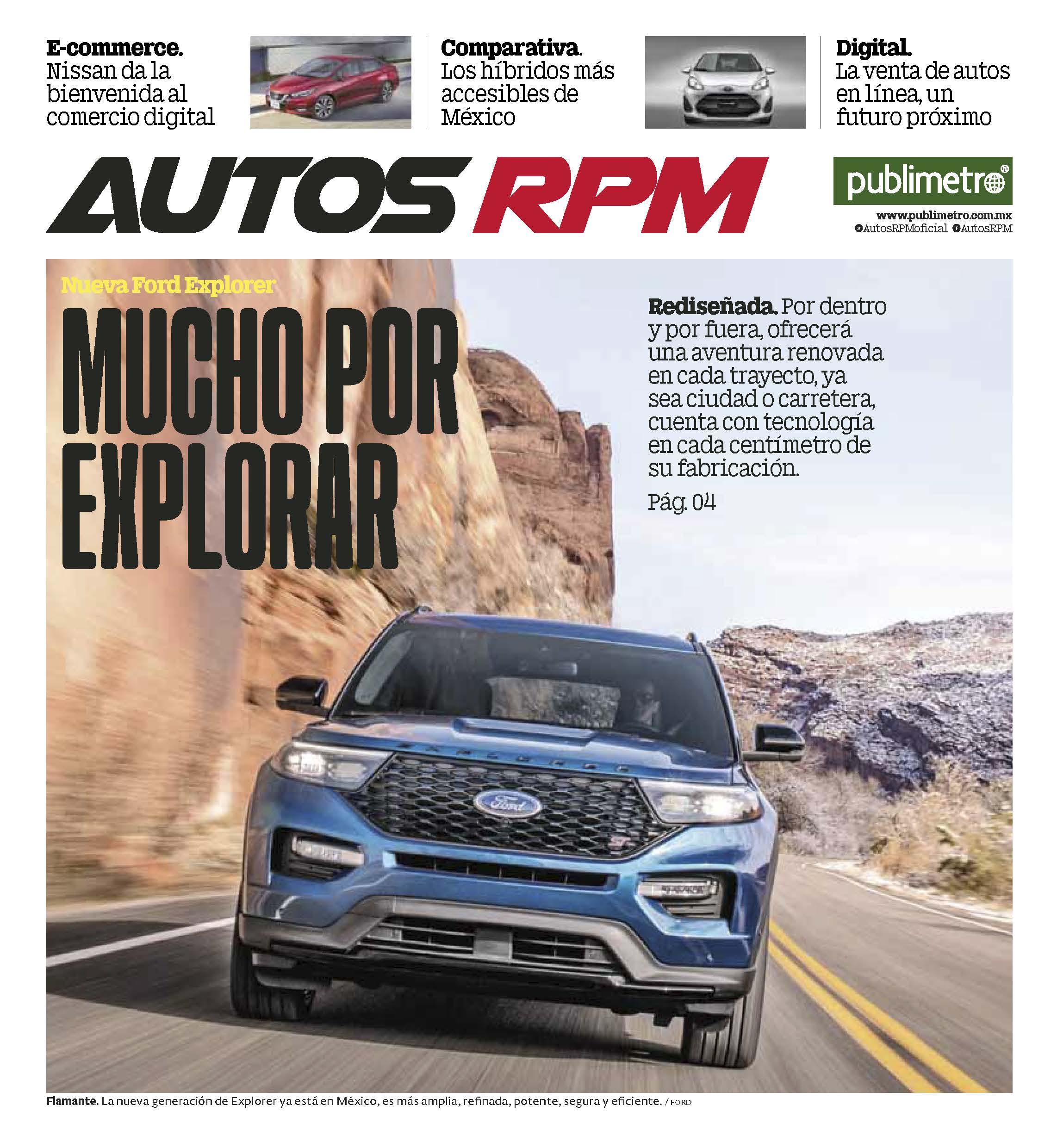 Suplemento Autos RPM 28 de mayo