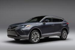 Venza 2021, el nuevo integrante de la familia híbrida de Toyota