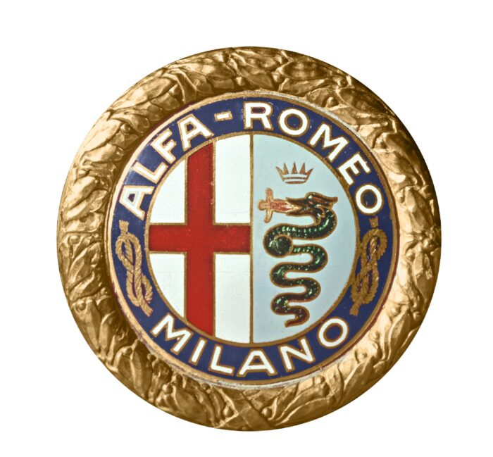 Alfa Romeo Logo (1925-1945)
