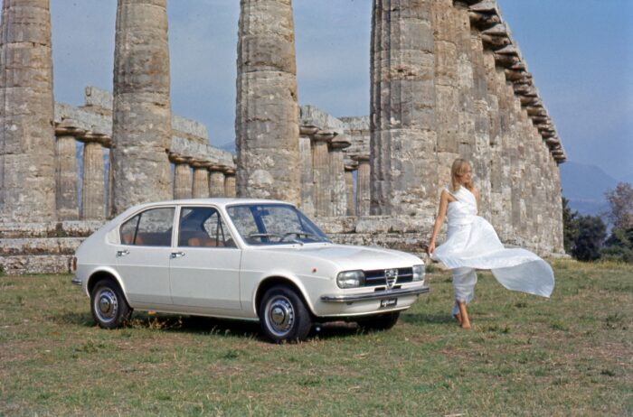 1971 Alfa Romeo Alfasud