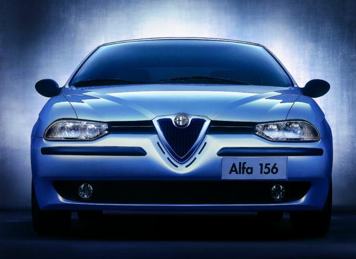 1997 Alfa Romeo 156