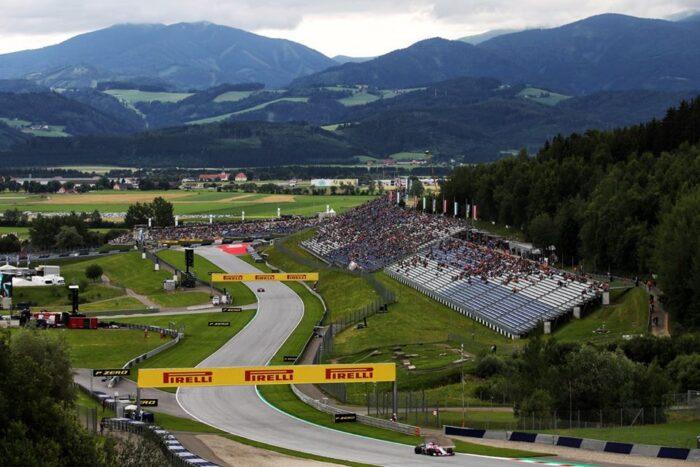 La temporada de la F1 iniciará con el GP de Austria