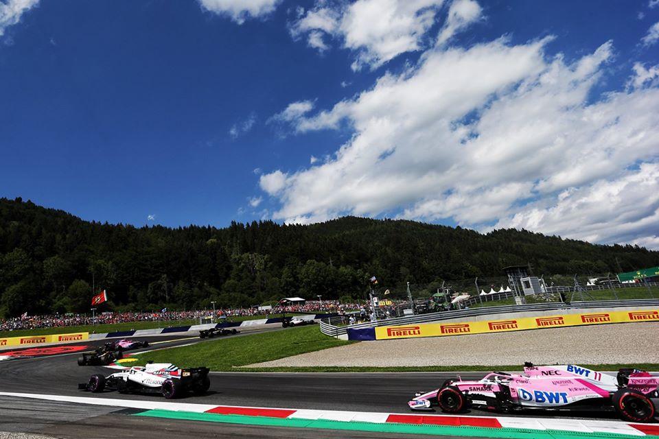 La F1 podría correr en circuitos que no estaban programados
