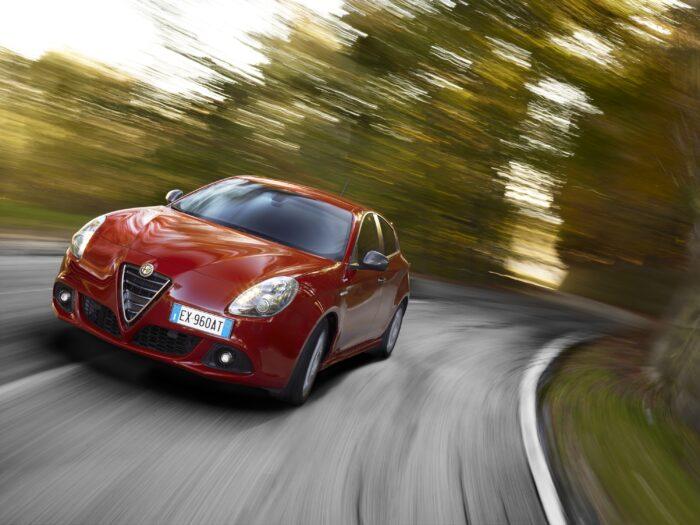 2014 Alfa Romeo Giulietta Sprint