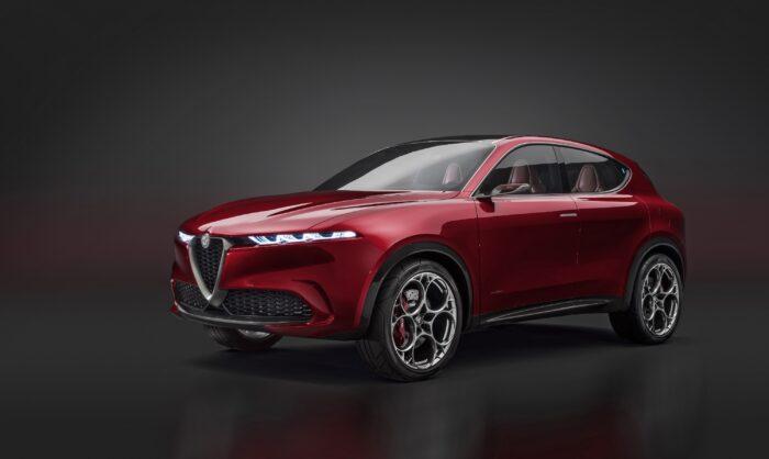 Alfa Rome Tonale Concept