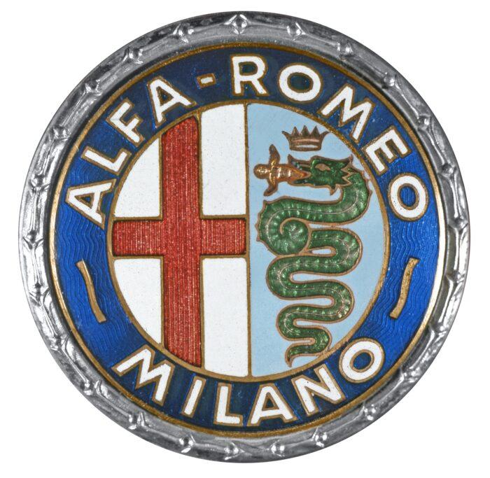 Alfa Romeo Logo (1950-1960)