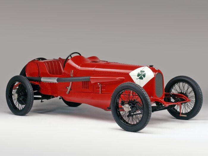 The RL TF (Targa Florio)