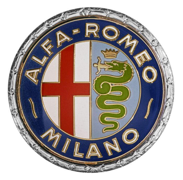 Alfa Romeo Logo (1960-1972)