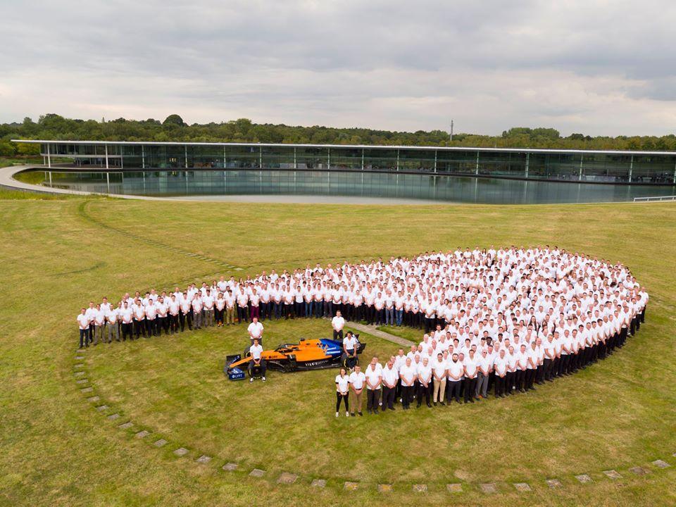 McLaren despedirá a 1,200 empleados a causa del coronavirus