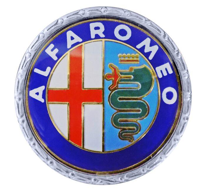 Alfa Romeo Logo (1972-1982)