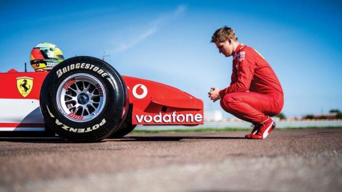 Mick Schumacher esta listo para la Fórmula 1
