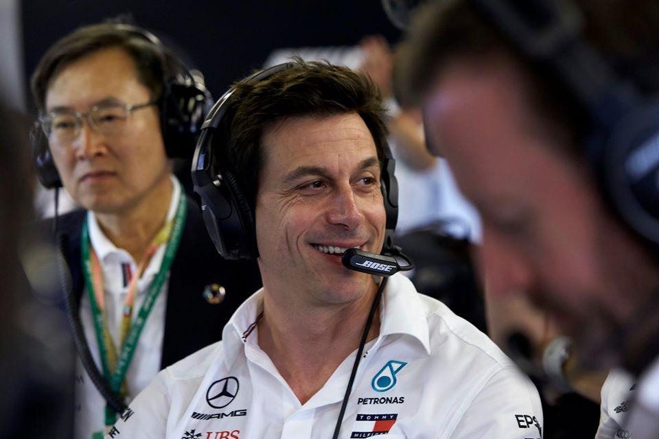 Wolff podría dejar Mercedes a finales de 2020