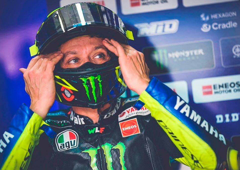Valentino Rossi podría correr las 24 Horas de Le Mans