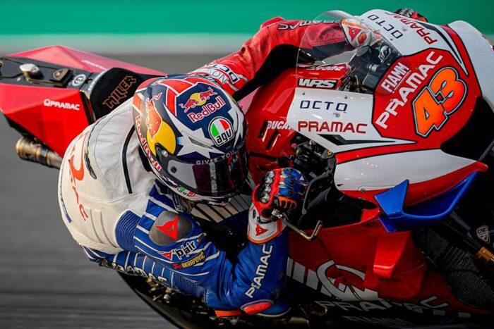 Jack Miller firma con Ducati para 2021
