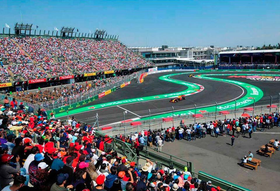 El Autódromo Hermanos Rodríguez se convertirá en hospital ante el COVID-19