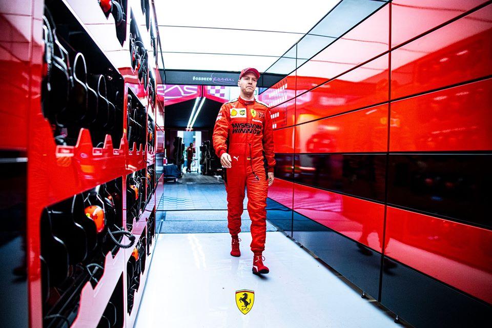 El futuro de Sebastian Vettel en la Fórmula 1